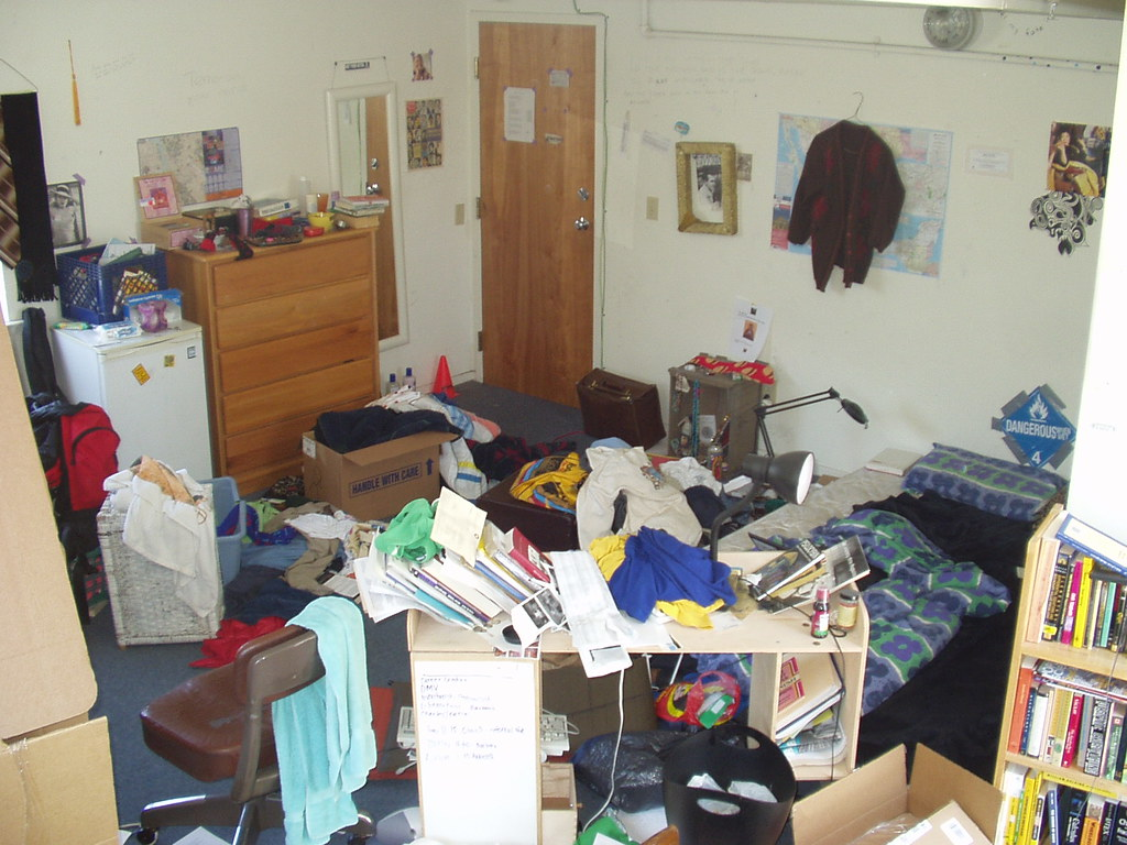 Bringing Order to the Chaos of Life: Clean Your Room, Schedule, and Exercise