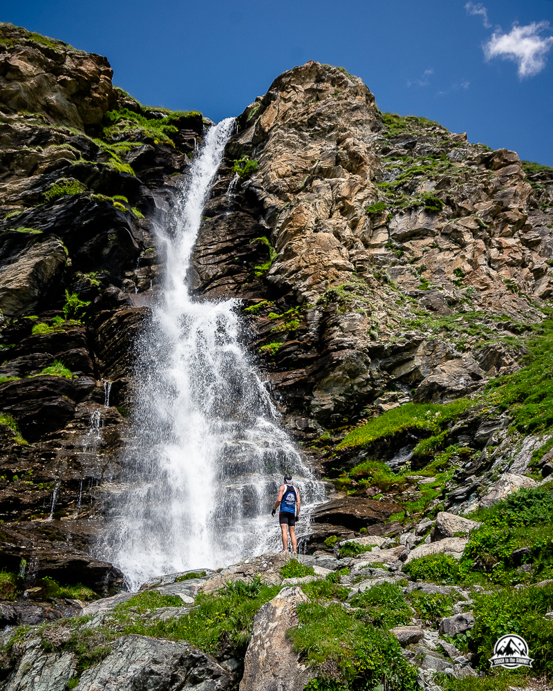 How waterfalls are healing to the body